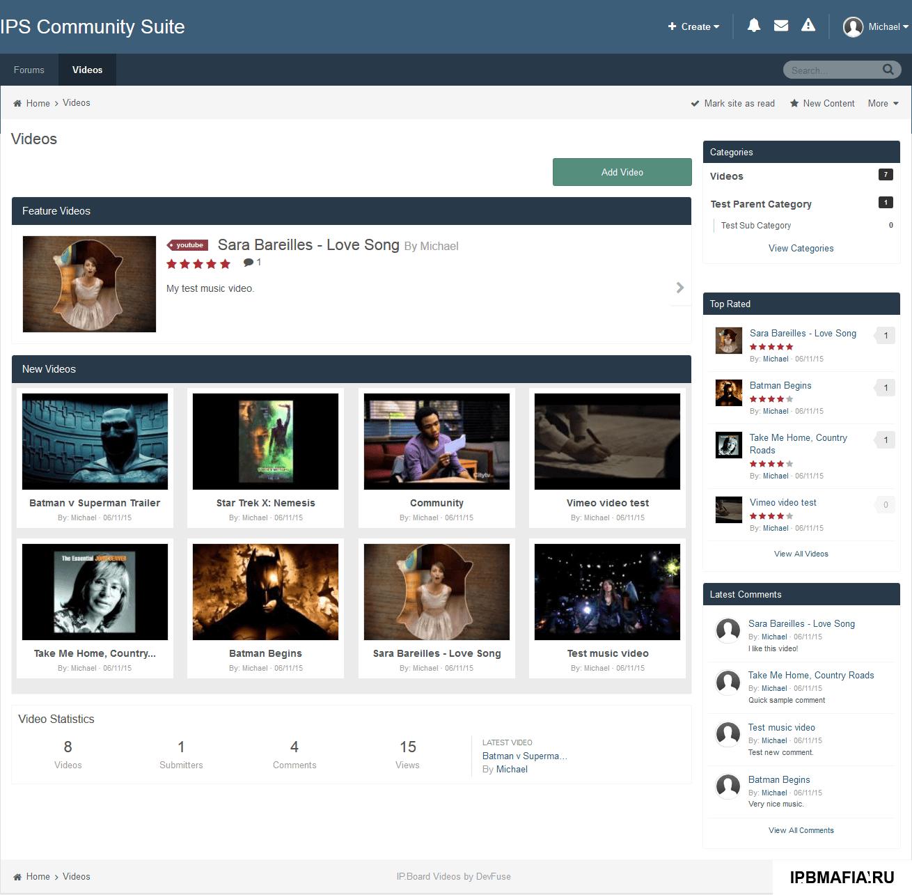 Videos 3.1.13