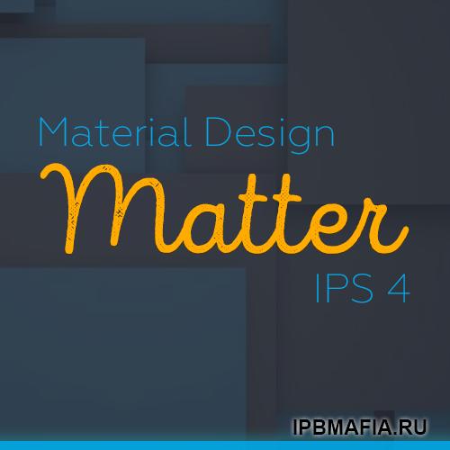 [4.2] (VN41) Matter - Google Material for IPS 1.0.0