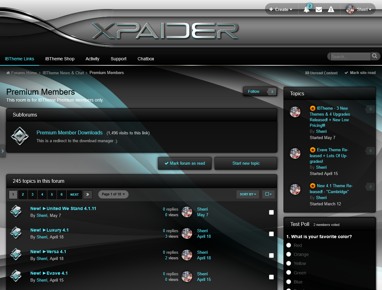 Xpaider 1.0.0