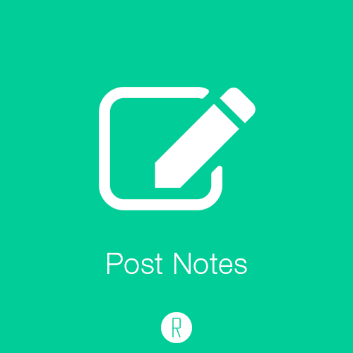 Post Notes 1.0.2