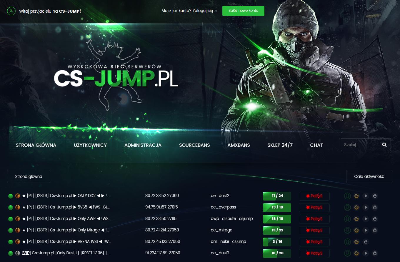 RIP форума Cs-Jump.pl